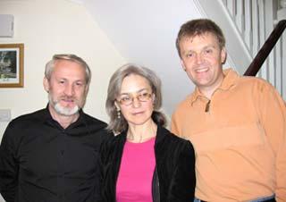 A Anna Politkovskaya la mató Putin